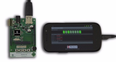 MicroChip Android Development Kit