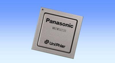 Panasonic HDTV SoC