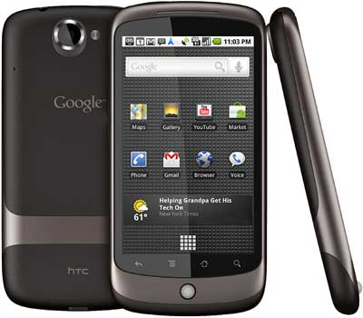 Gollgle Nexus One