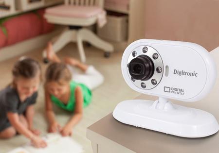 دوربین امنیتی و مونیتورینگ توسعه پذیر