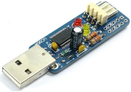 مبدل USB به سریال چند منظوره