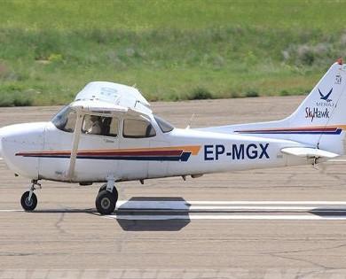 سیستم پایش و تست هواپیماهای آموزشی